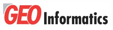 GeoInformatics Logo